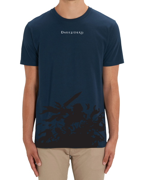 "Darksiders T-Shirt ""War and Ruin Silhouette"""