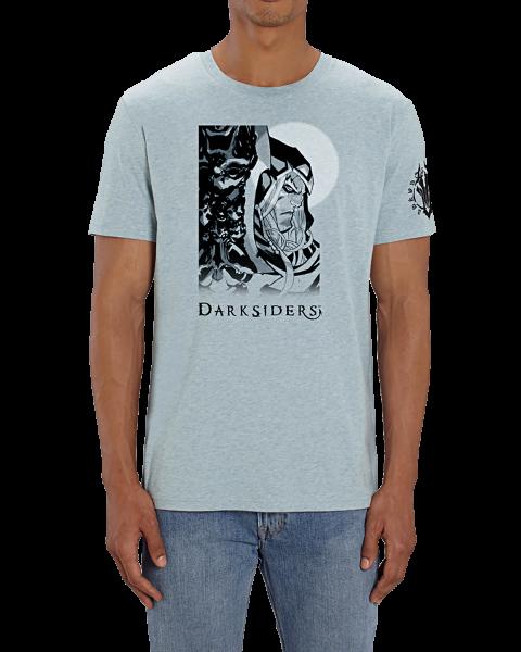 "Darksiders T-Shirt ""War profile"""