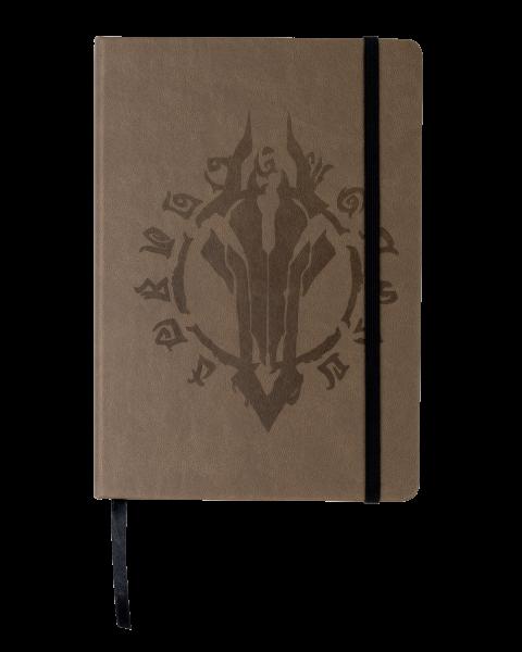 """Darksiders Notebook """"Horsemen Symbol"""""""