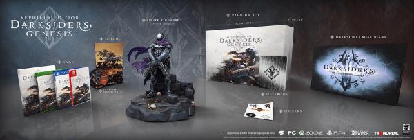Darksiders Genesis Nephilim Edition