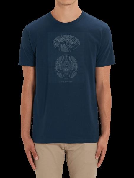 "Destroy all Humans T-Shirt ""The Saucer"""