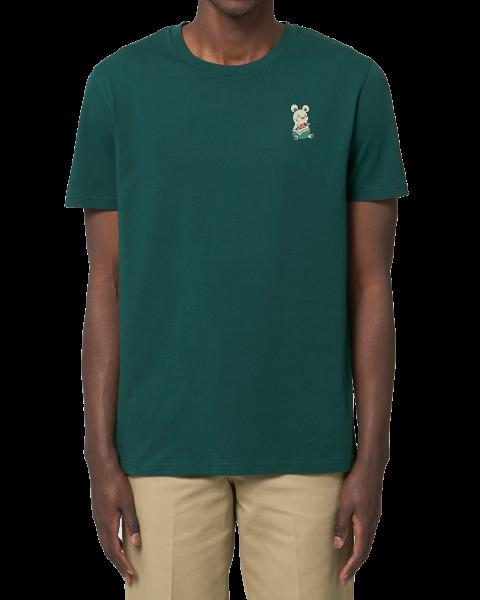 "Biomutant T-Shirt ""Vending Machine"" Green"