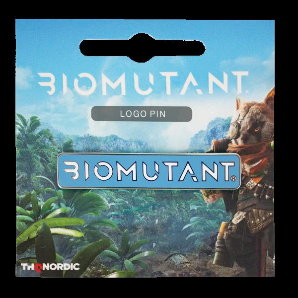 """Biomutant Pin """"Logo"""""""