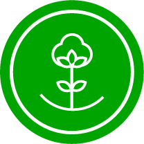 Organic cotton / Bio-Baumwolle