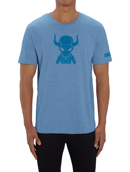 """Destroy all Humans T-Shirt """"Cow Crypto"""""""